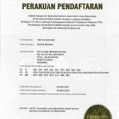 CIDB - Perakuan Pendaftaran