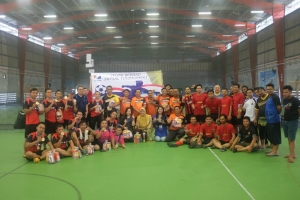 ZECON Futsal Competition 2016